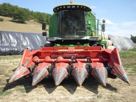 Used Maize Harvesters For Combine Harvesters For Sale Agriaffaires Usa