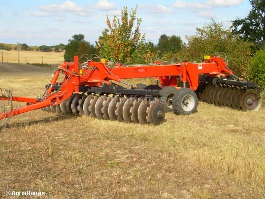 Used Disc harrows For Sale - Agriaffaires USA