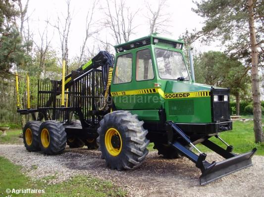 Used forwarders for sale agriaffaires usa forwarder fandeluxe Gallery