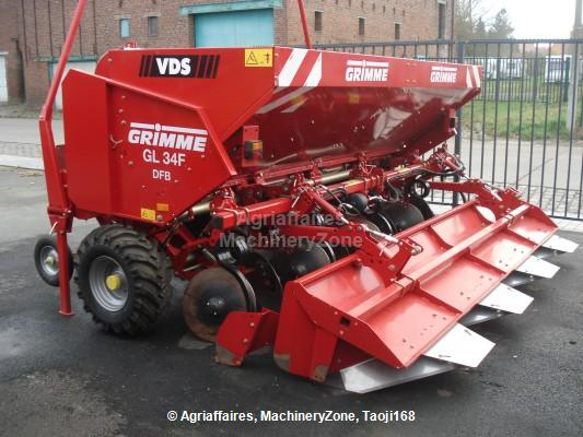 Used Potato Planters For Sale Agriaffaires Usa